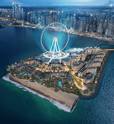Island Club Apartments: Bluewaters Residences On Track For Q1 2018 Completion